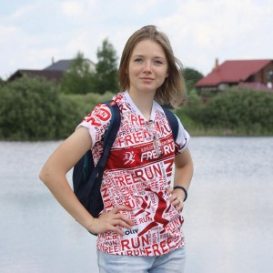 Юлия #яЗАбег Молчанова
